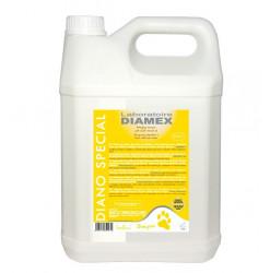 Diamex Shampooing Diano Special 5l. Shampooing pour chien. A l'huile d'amandes douces. Pour bichon, caniche, afghan,...