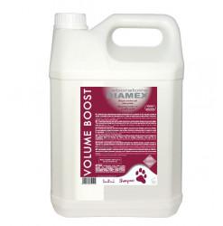 Diamex Shampooing Volume Boost 5l. Shampooing pour chien. Apporte du volume au pelage.
