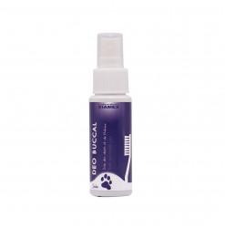 Diamex Deo Buccal 50 Ml. Soin dentaire pour chien. Combat le tartre. Prévient les gingivites.