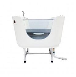 DG bain hydromassage blanc