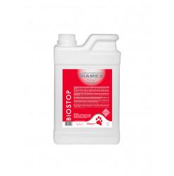 Diamex Shampooing Biostop 1l. Shampooing pour chien. Shampooing antiparasitaires. Aux savant mélange d'huiles essentielles.