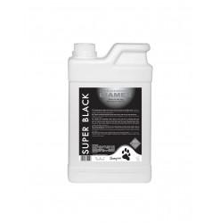 Diamex Shampooing Super Black 1l. Shampooing pour chien noir. Ravive la couleur. Redonne sa brillance naturelle.