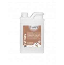 Diamex Shampooing Texture Vison 1l. Shampooing pour chien à poils longs. Haute concentration en huile de vison.