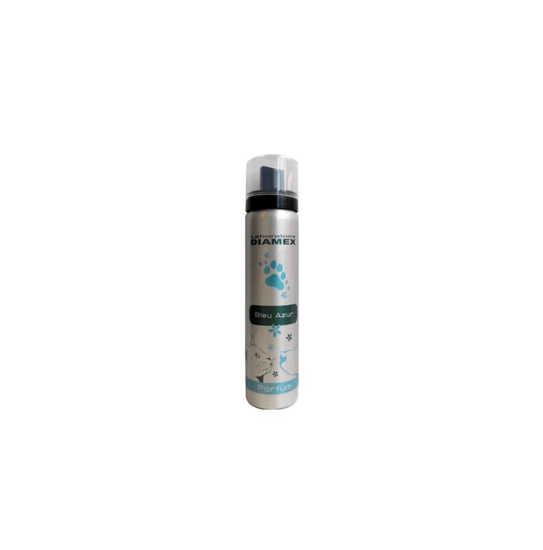Diamex Parfum Bleu Azur 100ml. Parfum pour chien. Senteur Marine
