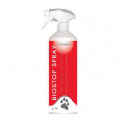 Diamex Biostop Spray 500ml spray antiparasitaire pour chien aux huiles essentielles