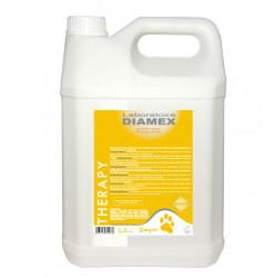 Diamex Shampooing Therapy 5L. Shampoing pour chien antichute. Nouveau produit