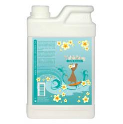 Diamex Après Shampooing tahiti dog 1l. Shampooing pour chien. Odeur estivale de Monoï. Disponible de Juin à Septembre.