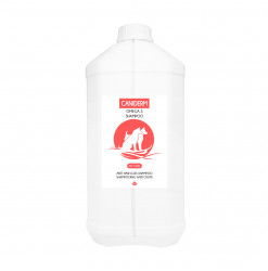 CANIDERM - Omega 3 Shampoo 5L - Nouvelle formule