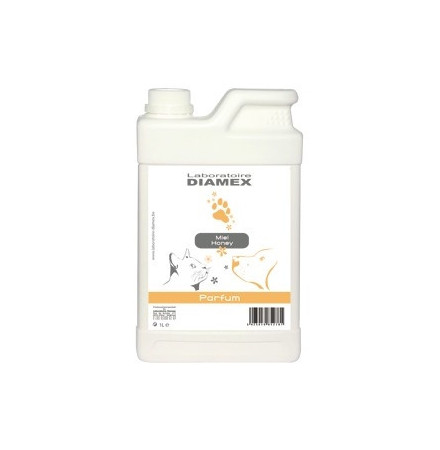 Diamex Parfum Honey 1l. Parfum pour chien senteur miel