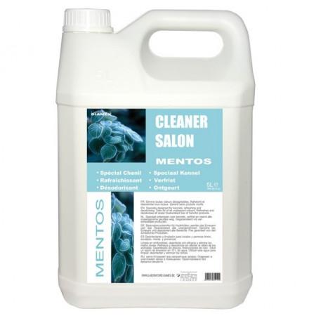 Diamex Cleaner Salon Mentos 5l. Produit d'entretien. Rafraichit et désodorise tous vos locaux.