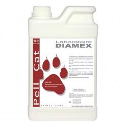 Diamex Shampooing Pell Cat 1l. Shampooing pour chat. Shampooing Antipelliculaire. Au Goudron de Norvège.