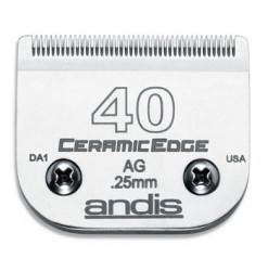 Andis Tête De Coupe 40-0.25mm