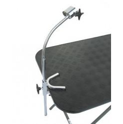 Bras Flexible fixation carrée