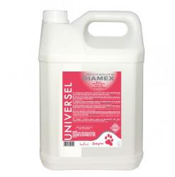 Diamex Shampooing Universel Fruits 5l. Shampooing pour chien à poil court. Aux extraits de fruits.