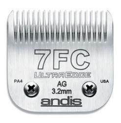 Andis Tête De Coupe 7fc-3.2mm