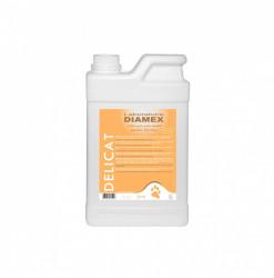 Diamex Delicat Spray 1l. Produit de soin de la peau pour chien. Tea Tree Oil. Soulage les irritations et démangeaisons.