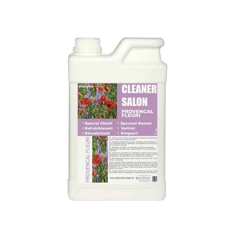 Diamex Cleaner Salon Provencale 1l. Produit nettoyant pour votre salon de toilettage.